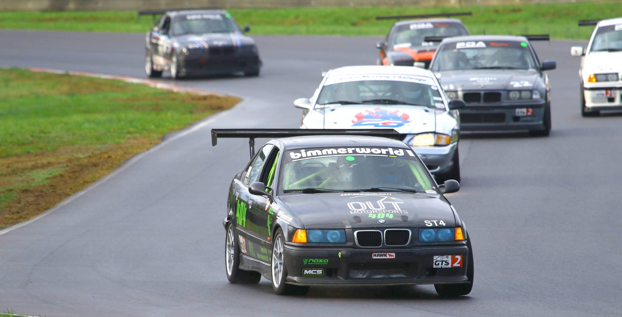 Thunder group qualifying at Summit Point