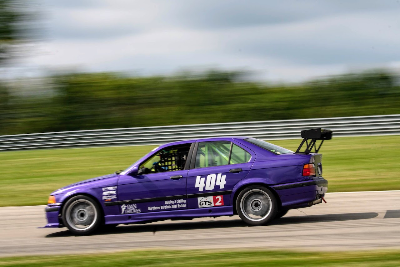 BMW E36 M3 racing Pitt Race