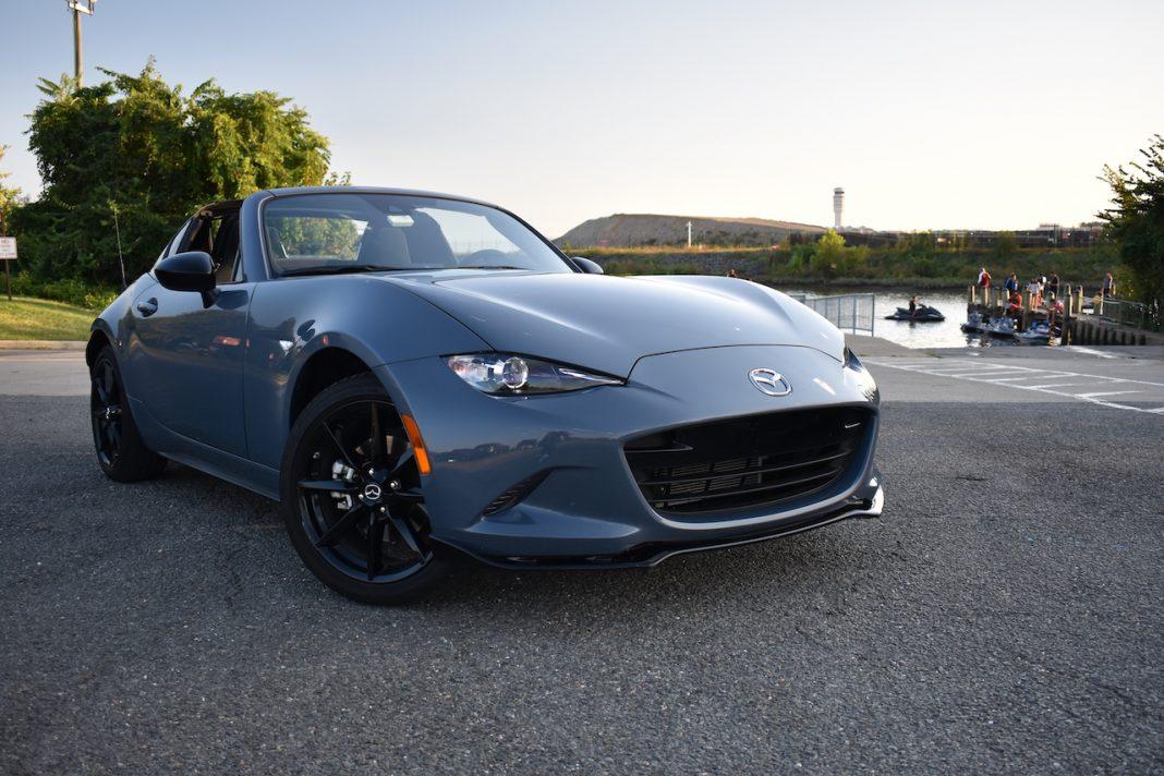 2020 Mazda Miata RF automatic