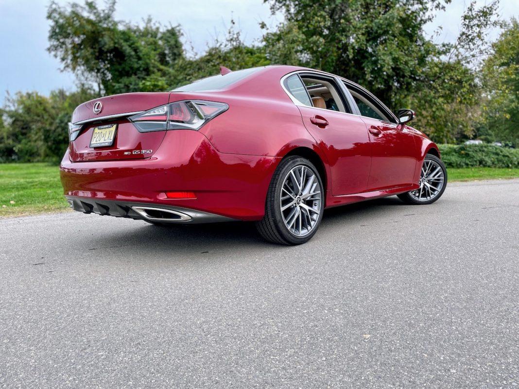 2020 Lexus GS350 AWD