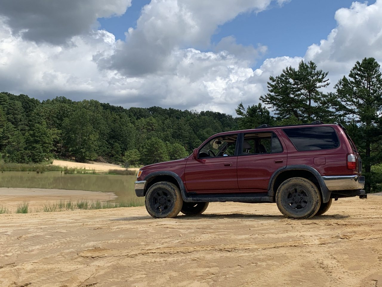 1997 Toyota 4runner Review At Rausch Creek Off Road Park Out Motorsports