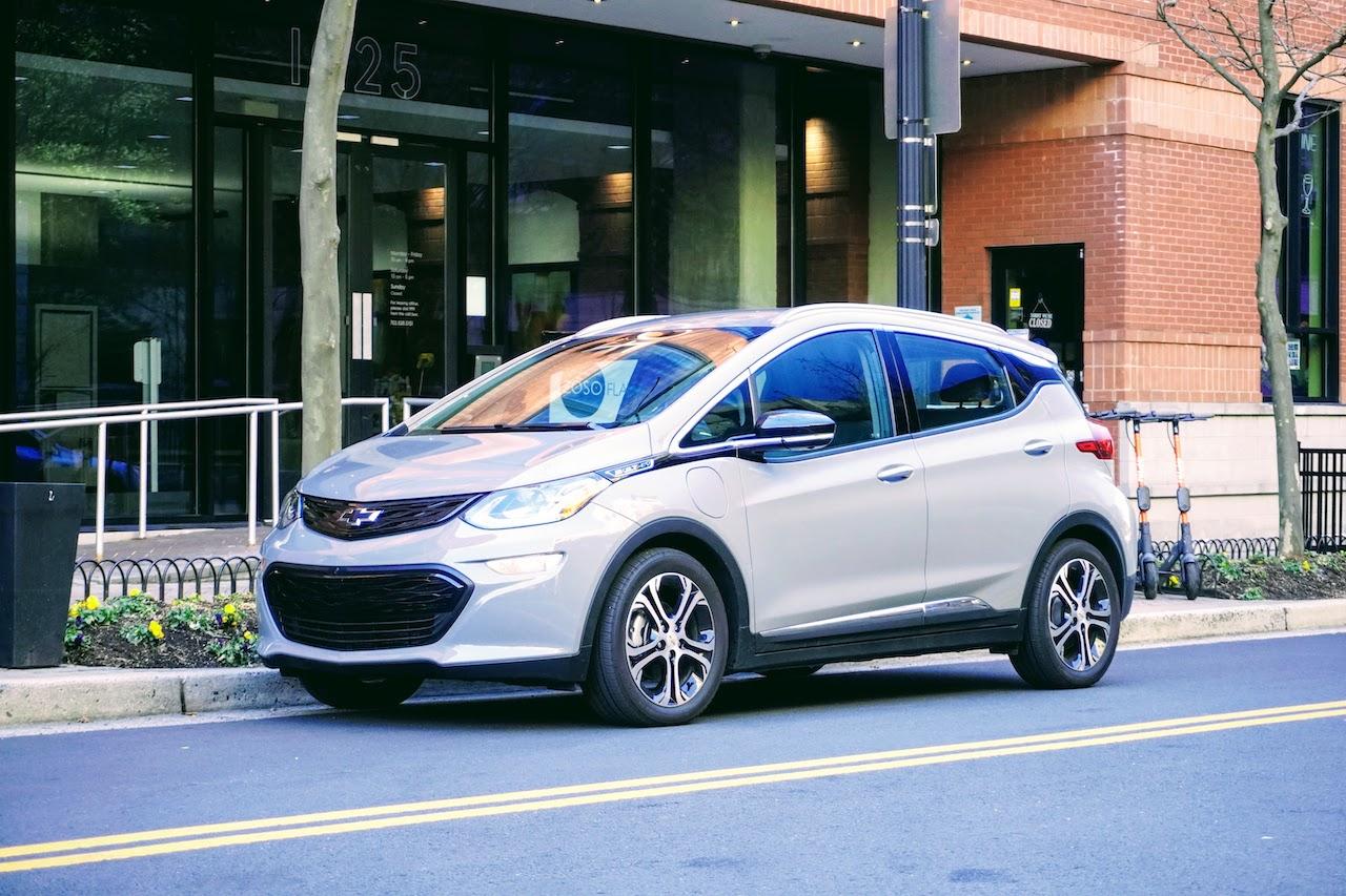 2020 Chevy Bolt EV