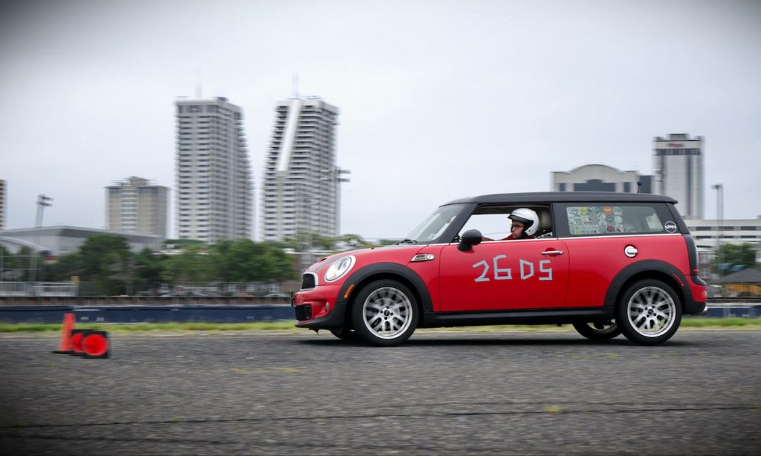 Mini Cooper S autocross