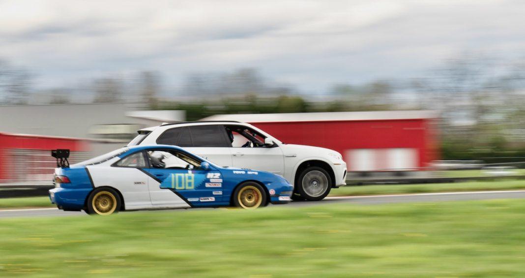 E70 X5M racetrack