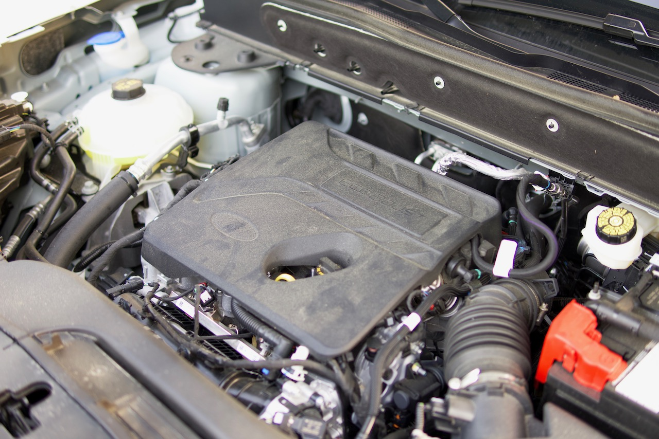2021 Ford Bronco Sport 1.5L EcoBoost three cylinder