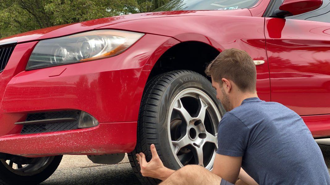 Vredestein Hypertrac tire review