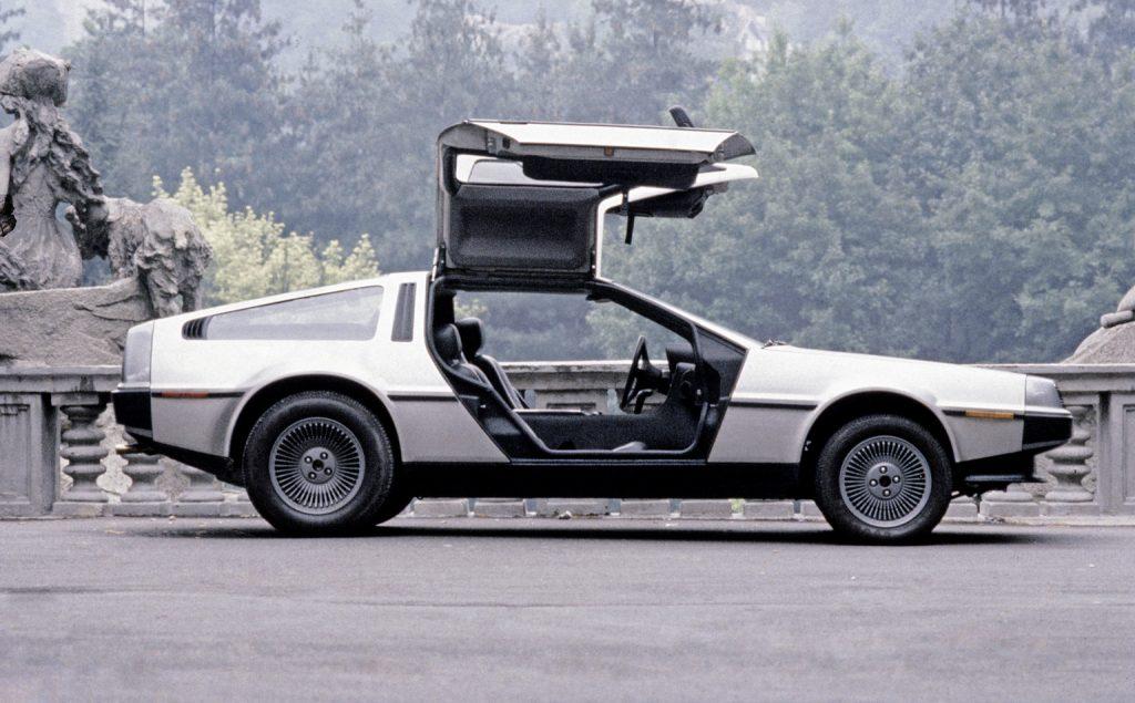 Giugiaro designed DeLorean