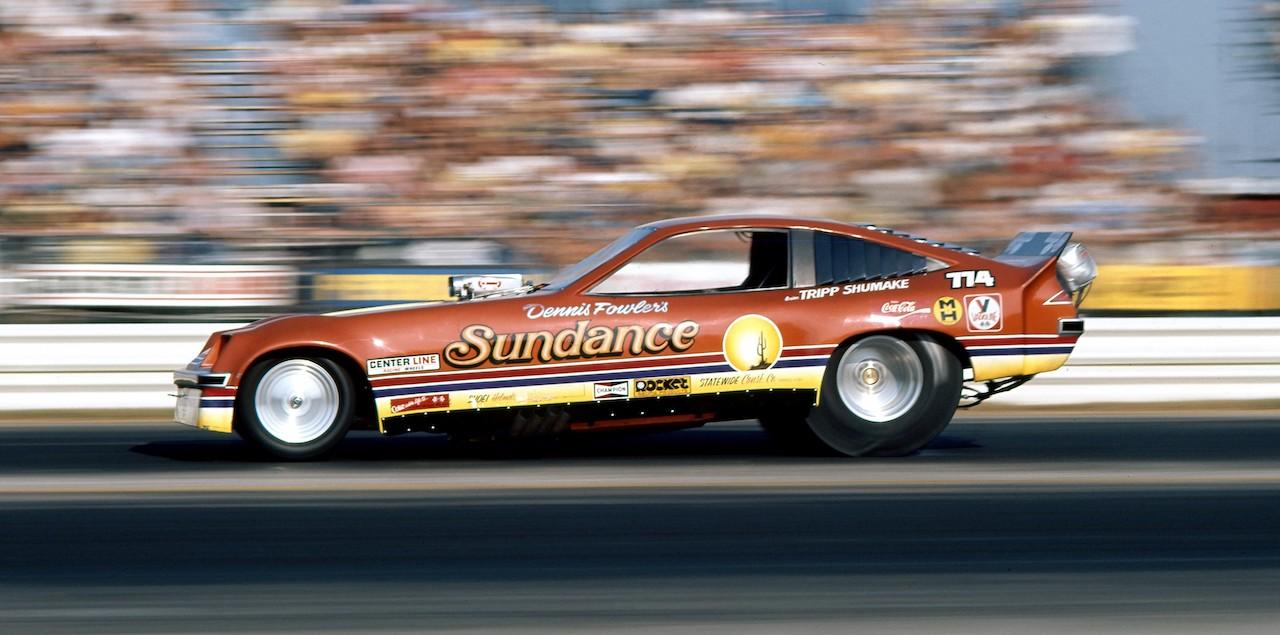 Tripp Shumake 1976 Indy