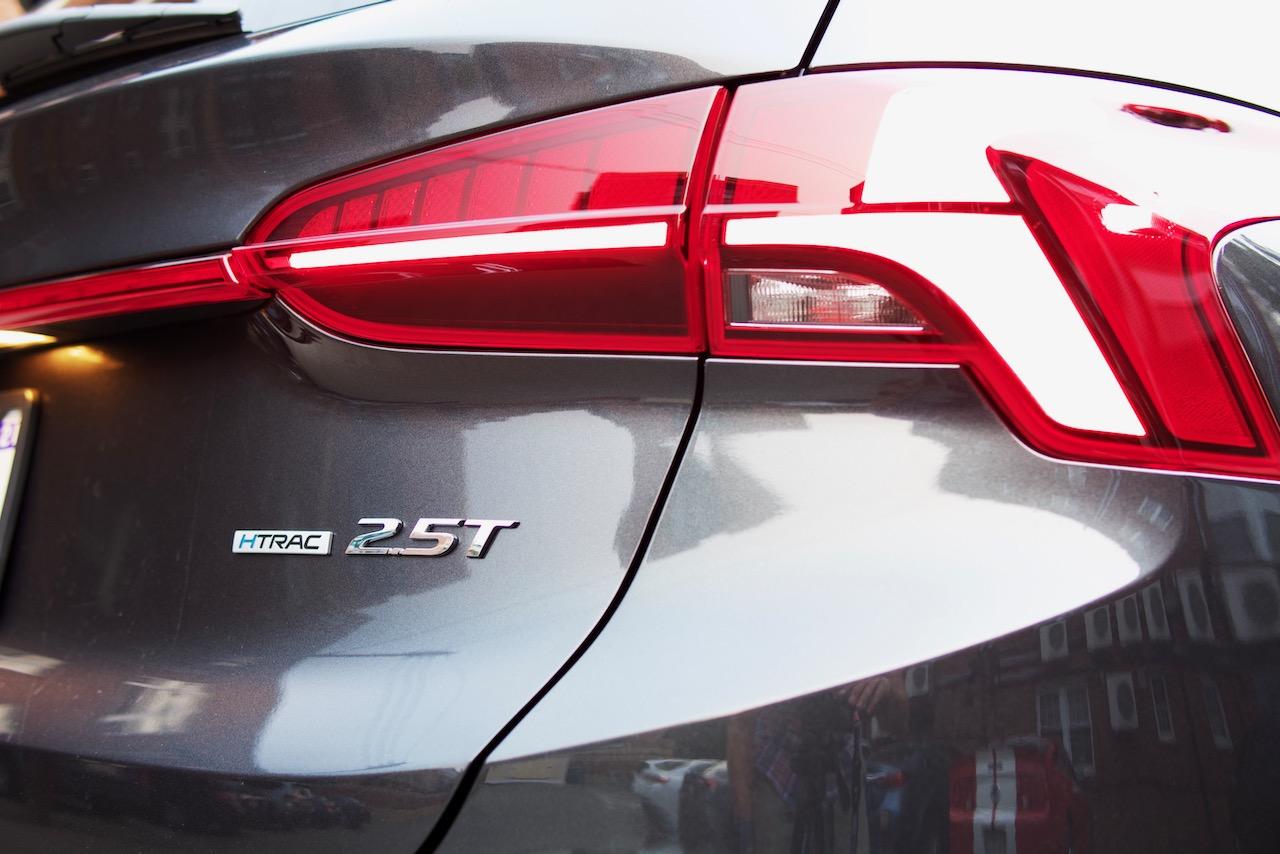 2021 Hyundai Santa Fe 2.5T Calligraphy