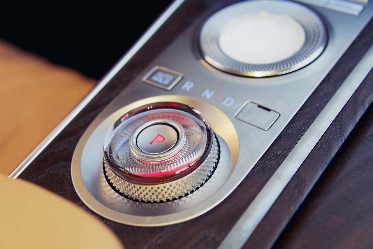 2021 Genesis GV80 shift knob